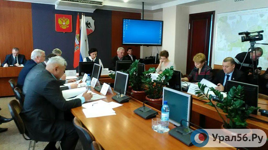 ВОрске конкурсная комиссия определит претендентов напост руководителя города