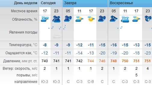 Вгосударстве Украина ударят 20-градусные морозы