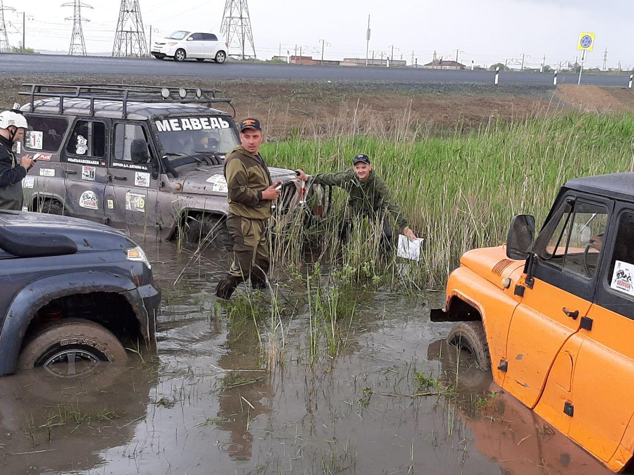 Джип-триал: Оренбуржье ждет зрелищное автошоу - Новости Оренбурга и Оренбургской области на РИА56
