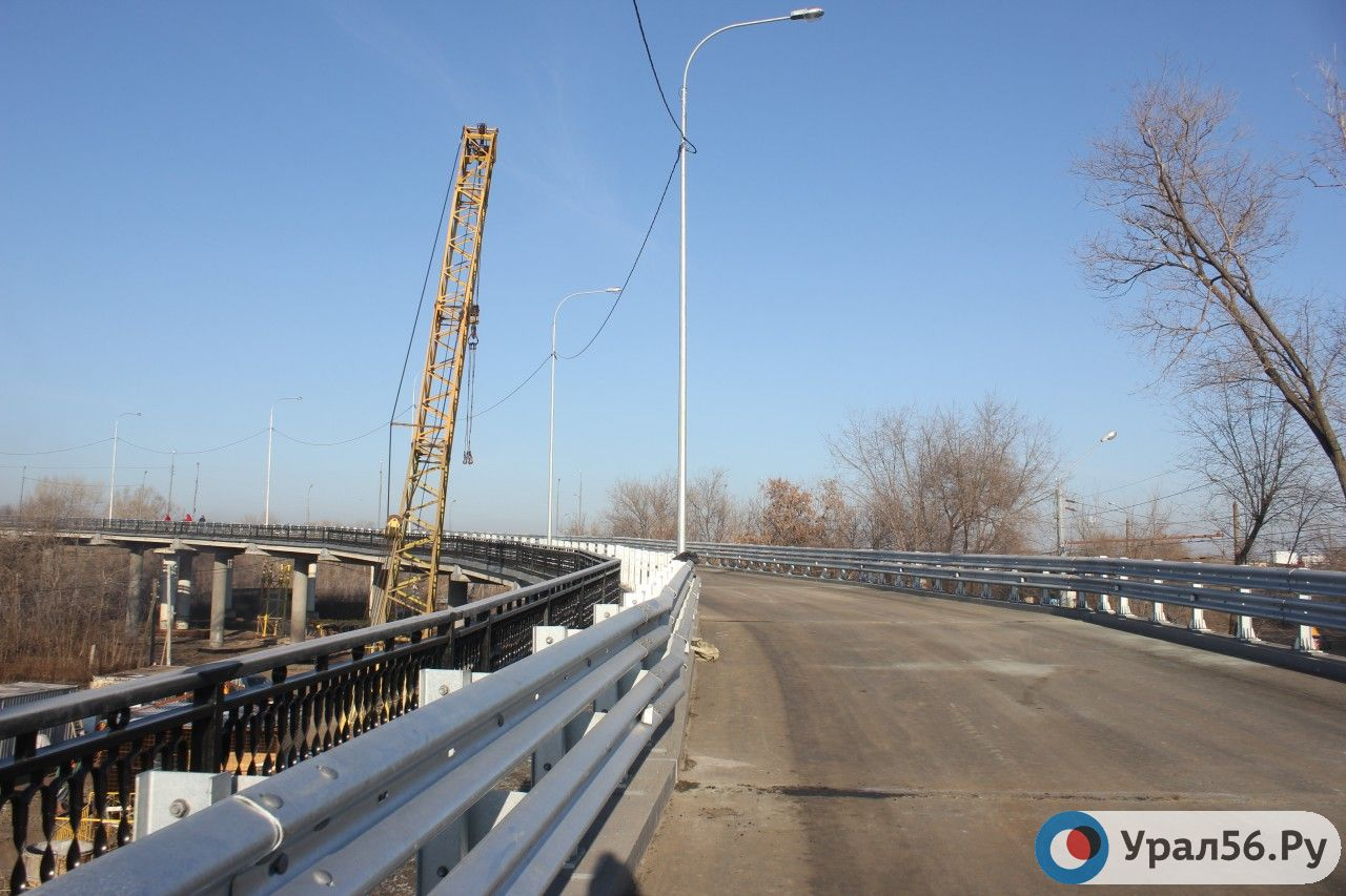 Почти 1,5 млн рублей готовы потратить на ремонт путепроводной развязки на Илек по улице Донгузской в Оренбурге