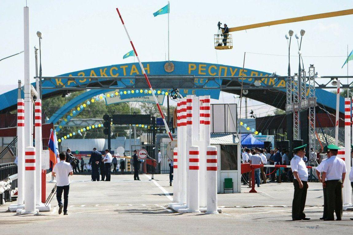 когда киргизия откроет границы с россией