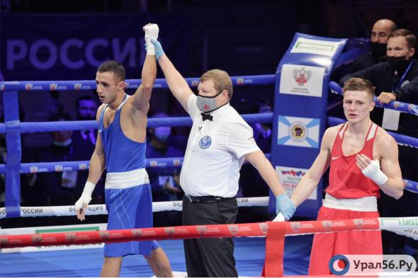 Боксер Габил Мамедов из Оренбурга выступит на Олимпийский играх в Токио