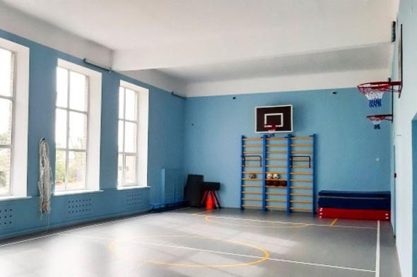 В 25 сельских школах Оренбургской области к началу учебного года отремонтируют спортзалы
