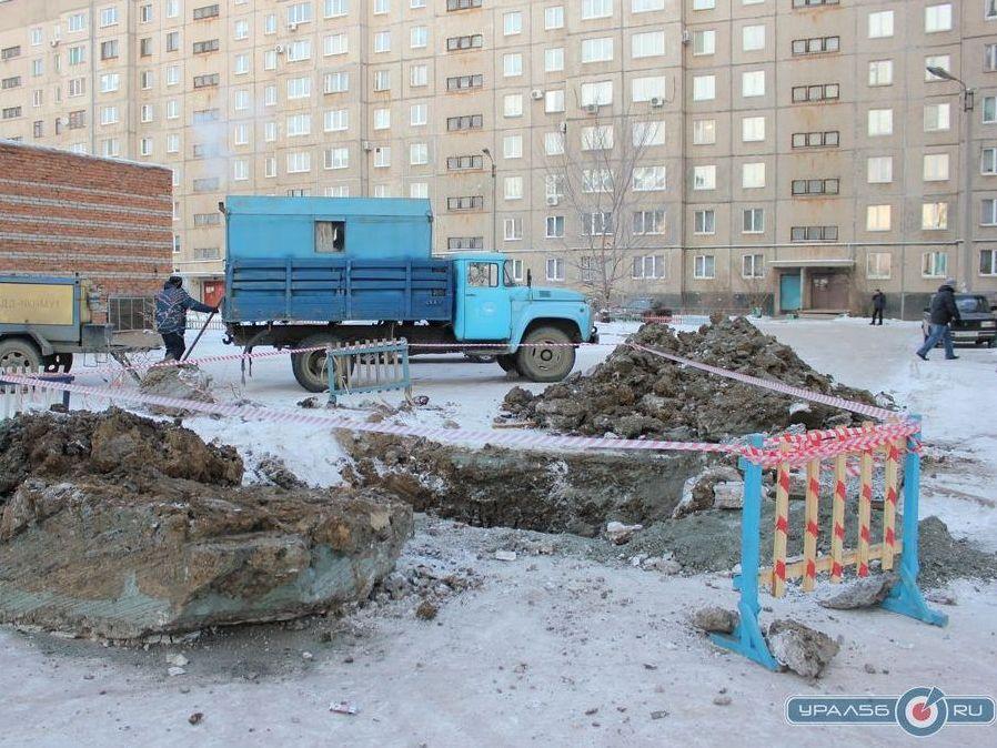 когда придет тепло в оренбургскую область рубля