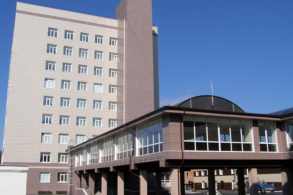 Туймазинская городская больница