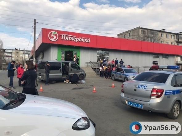 Суд начал рассматривать дело водителя, который в Орске сбил ребенка на улице Крайней