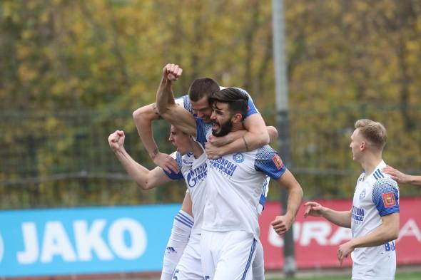 ФК «Оренбург» в Москве разгромил ФК «Спартак-2» — 3:0