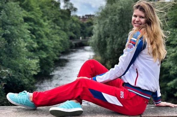 Пловчиха Мария Каменева из Оренбурга примет участие в Олимпийских играх в Токио