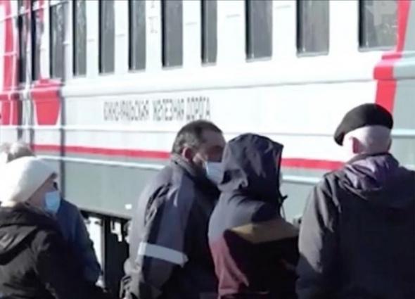 На Южном Урале появился поезд, в котором можно пройти вакцинацию от COVID-19
