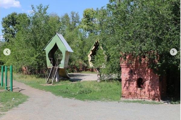 Парк Железнодорожников в Орске приведут в порядок? Глава города пообещал «постараться»