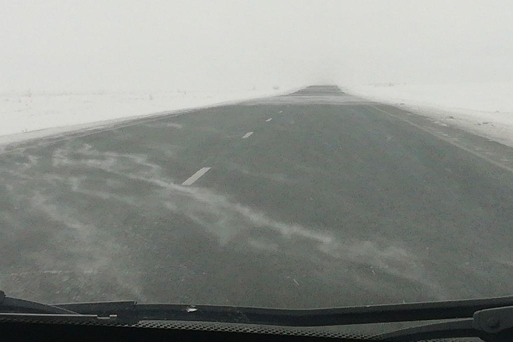 фото метели трасса самара оренбург первого пока дорос