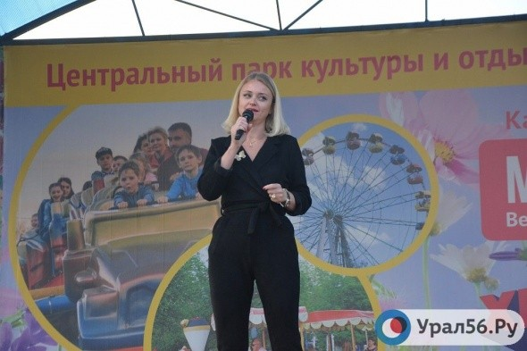 В Орске умерла создать проекта «Арт Добро» Юлия Озмитель