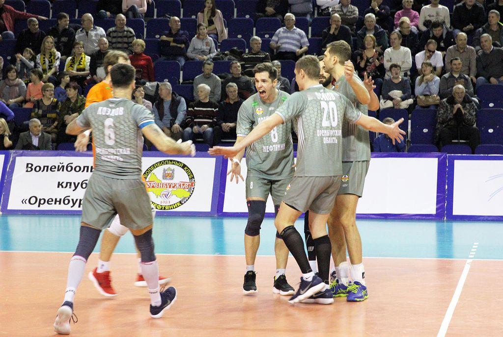 Представители ВК «Липецк» выбыли из борьбы за медали домашнего этапа | 687x1024