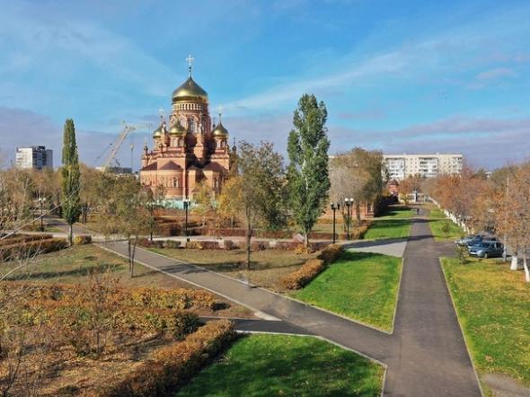 Администрация Оренбурга пытается признать компанию, которая должна была реконструировать парк им. 50-лет СССР, банкротом