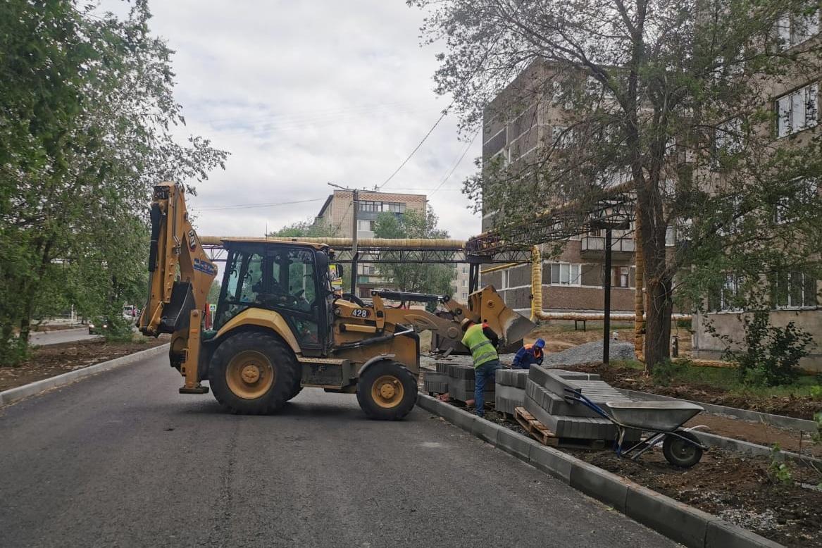 Подрядчик, ремонтирующий сразу несколько дорог Орска по БКАД, нарушил требования техзадания контракта