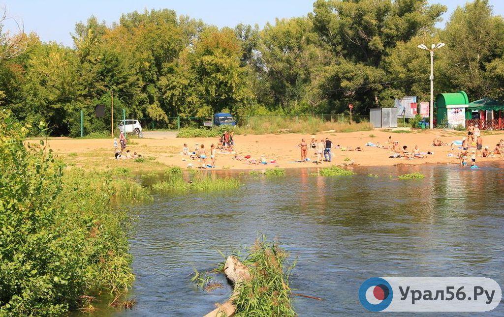 В Оренбургской области официально могут открыться еще 2 пляжа