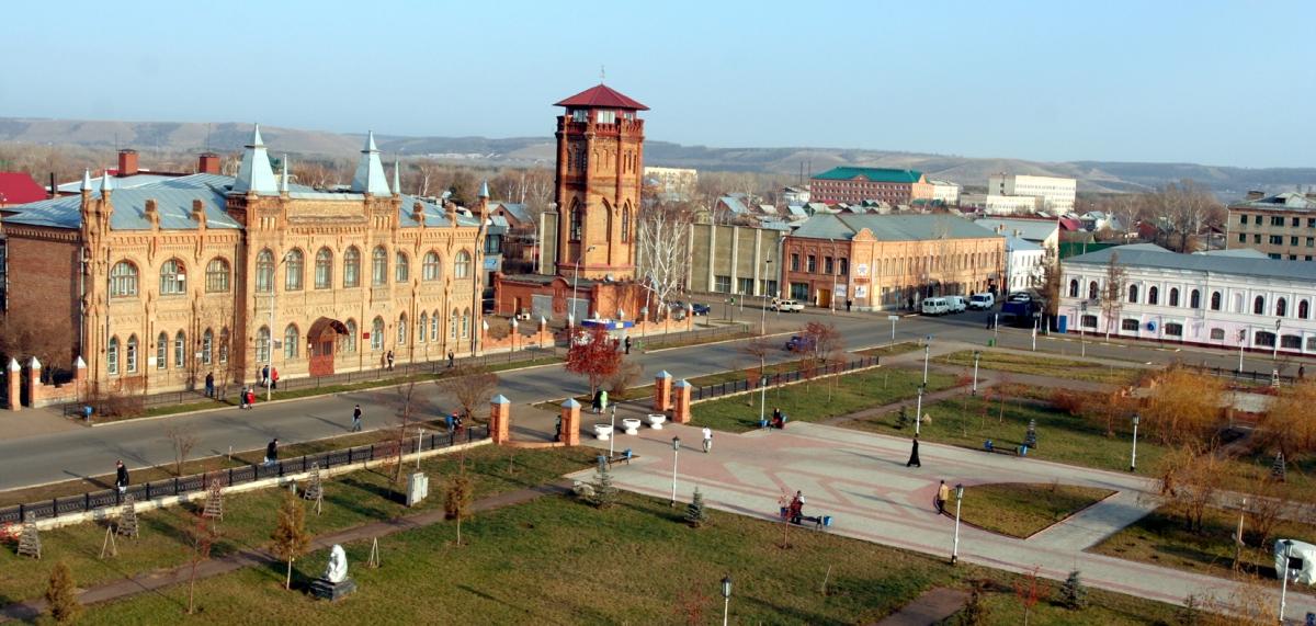 фото бузулука оренбургской области стрижка