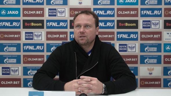 Главный тренер ФК «Оренбург» Марцел Личка рассказал о причинах поражения от «Факела»