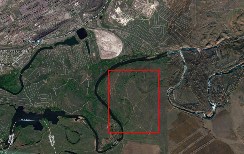 Почти 9,5 млн рублей направят на благоустройство санитарной зоны водозабора Новотроицка, на левом берегу реки Урал
