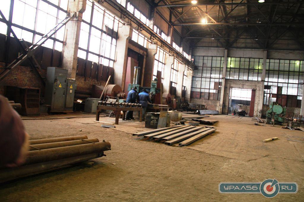 завод узго орск фото три