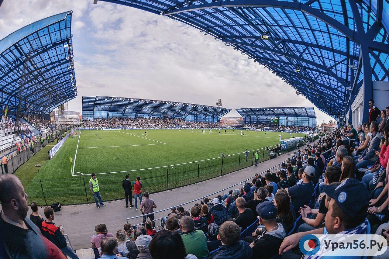 Руководство ФК «Оренбург» прокомментировало ситуацию с недопуском клуба в РПЛ