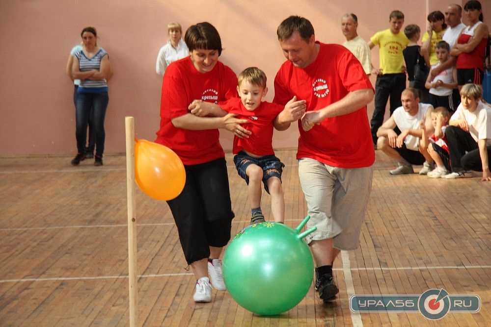 Спортивные конкурсы с мамами
