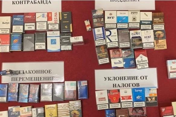 Сигареты контрабанда купить джойс сигарета купить