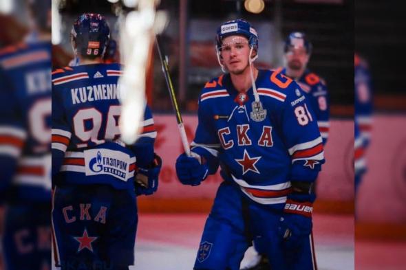 Нападающий из Орска вошел в состав сборной России по хоккею